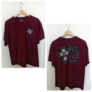 Texas A&M T-Shirt - Size Large